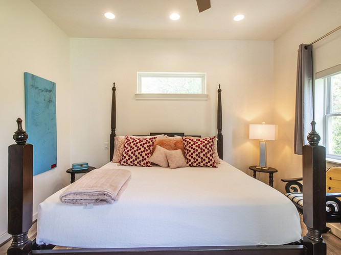 Guest House | Master Bedroom