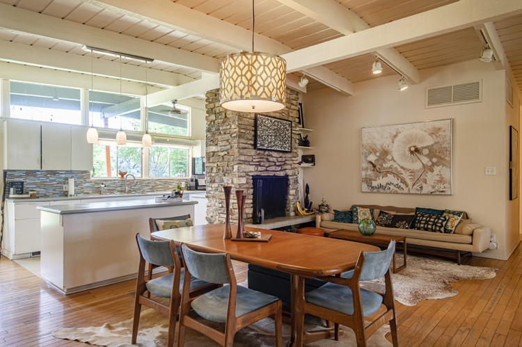 Main House | Living/Dining