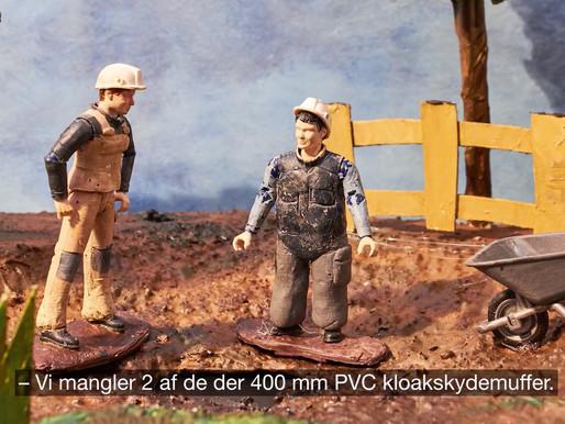 Stopmotion film for ScanPipe Danmark