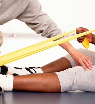 Physical Therapy Session