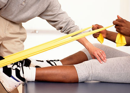 Total hip and knee replacement rehabilitation strengthening exercises