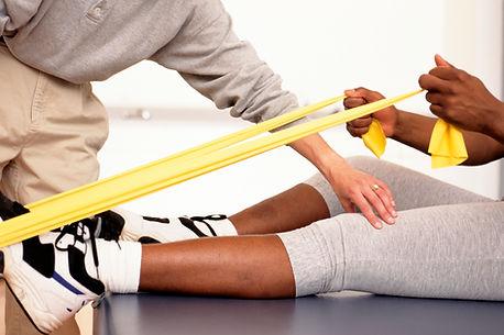 Fysioterapi Session