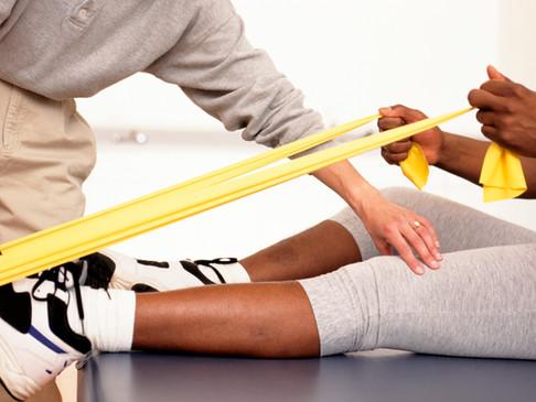 Why do physios prescribe exercises?