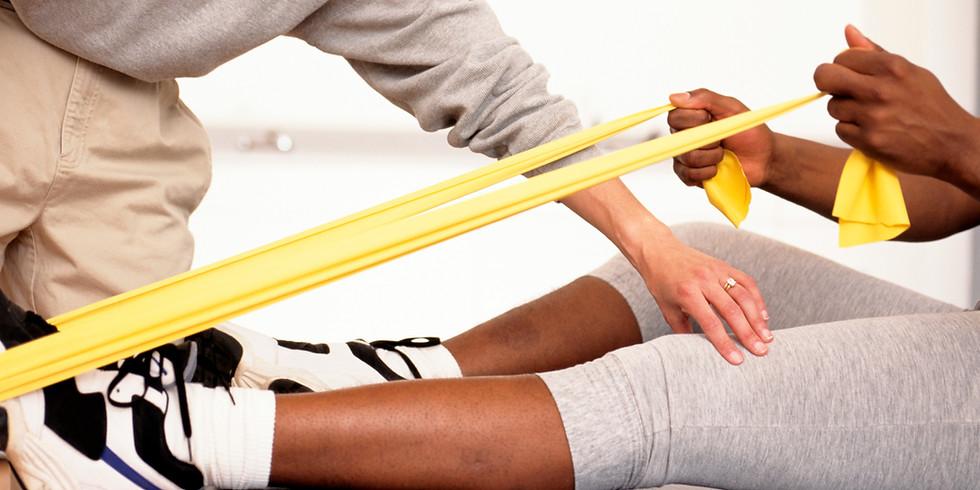 Importance of Prehab & Rehab Webinar