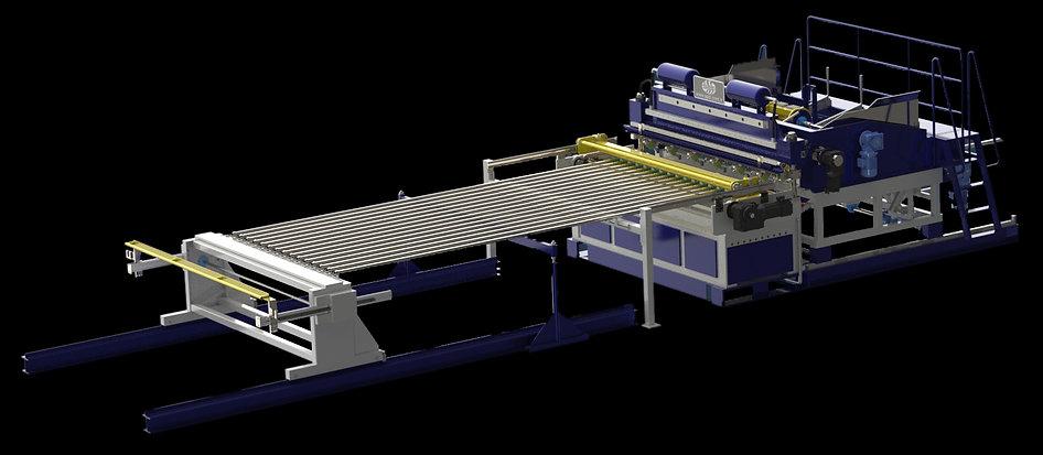 çelik hasır kaynk makinası