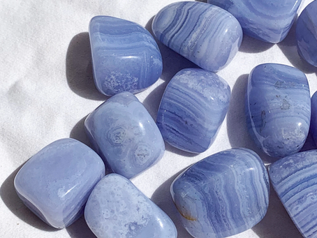 Blue Lace Agate