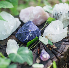 Crystals to Help Plants