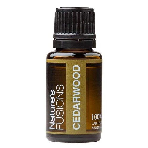 Cedarwood Pure Essential Oil - 15ml