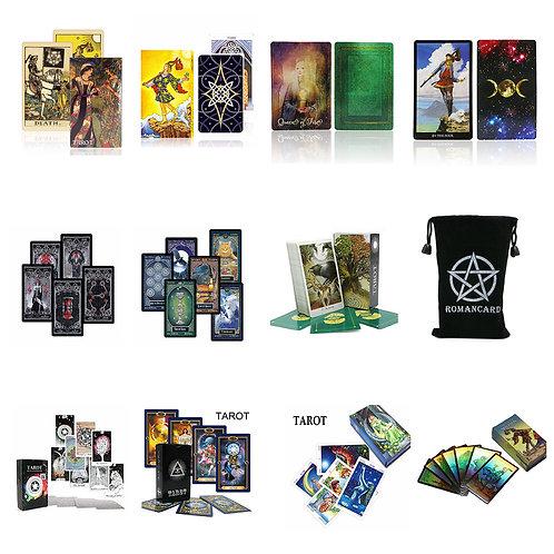 13 Styles of Tarot Cards