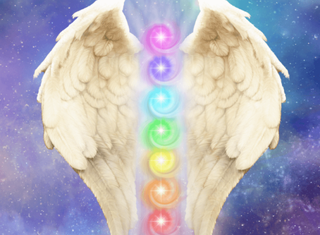 Chakras & The Archangels (And Science!)