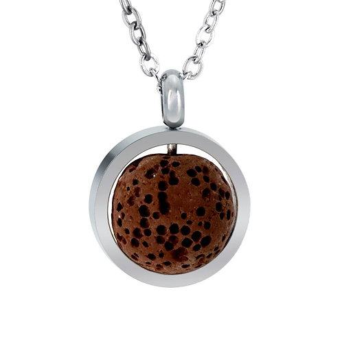 Lava Bead Oil Diffuser Necklace
