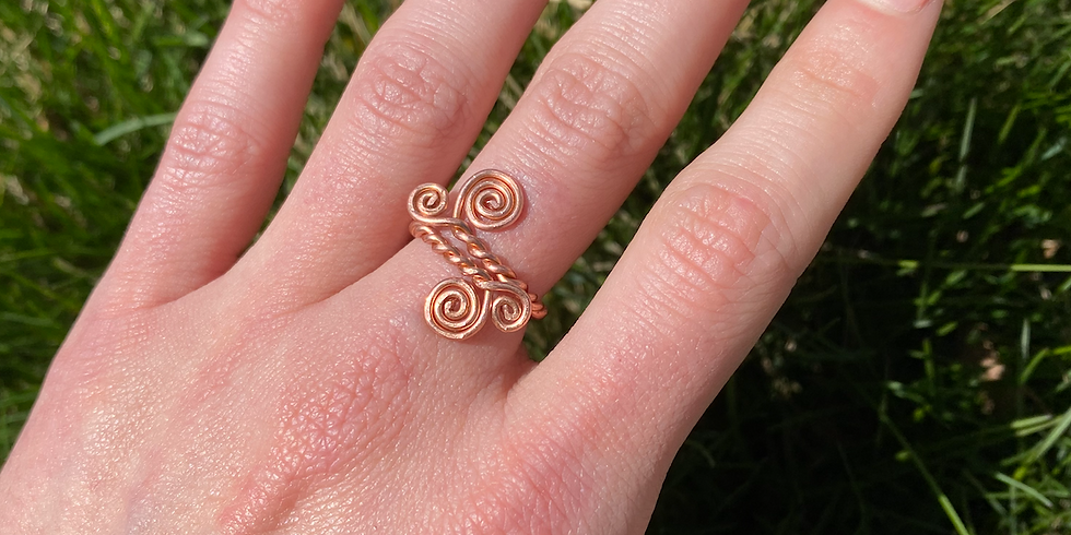 Wire Wrap Your Own Ring