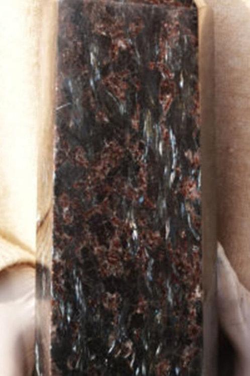 Astrophyllite Quartz Obelisk