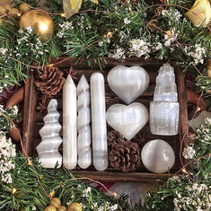 Crystals to Support You Through the Holidays