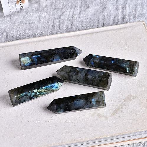 Labradorite Crystal Point