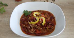 Chili con carne minute