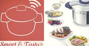 Cocotte-minute : Appli INDISPENSABLE Smart & Tasty
