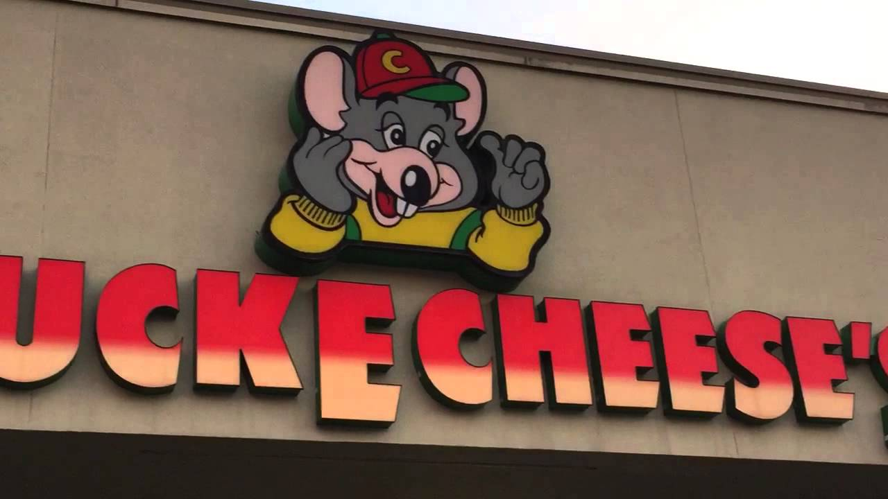Chuck E Cheese Store Front