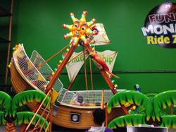 Funky Monkey Ship Pic