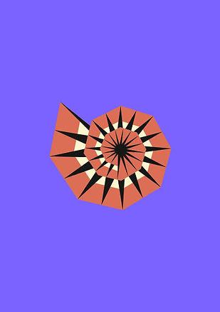 Thea Sonderegger, Piktogramm Ammonit