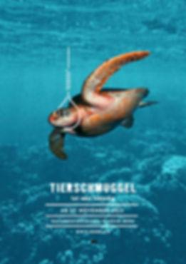 Thea Sonderegger, Plakat Tierschmuggel