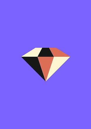 Thea Sonderegger, Piktogramm Diamant