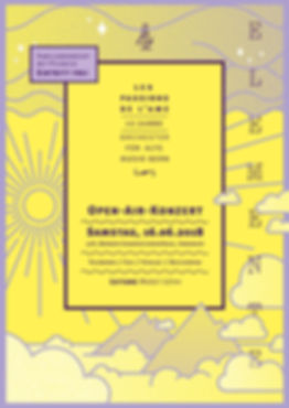 Thea Sonderegger, Plakat 4 Elemente