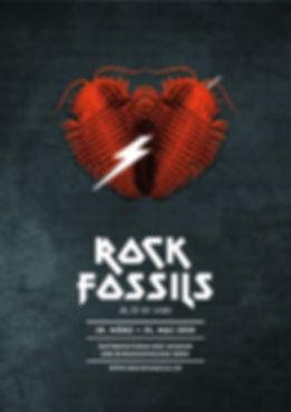 Thea Sonderegger, Plakat Rockfossils