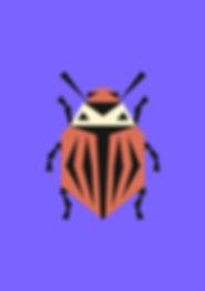 Thea Sonderegger, Piktogramm Käfer