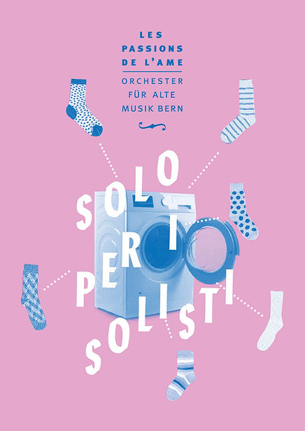 Thea Sonderegger, Plakat Solo per i Solisti