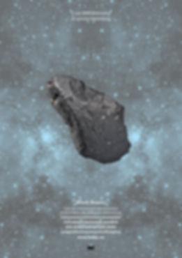 Thea Sonderegger, Plakat Marsmeteorit