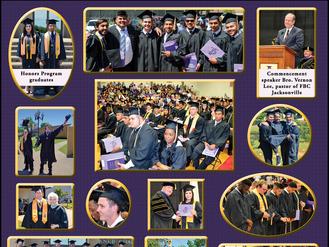 Spring 2016 Graduation