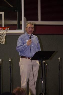Dr. Jason Aultman, Speaker