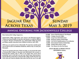 Jaguar Day Across Texas 2019