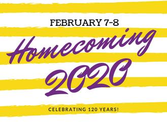 Homecoming Info