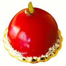 Semifreddo black cherry