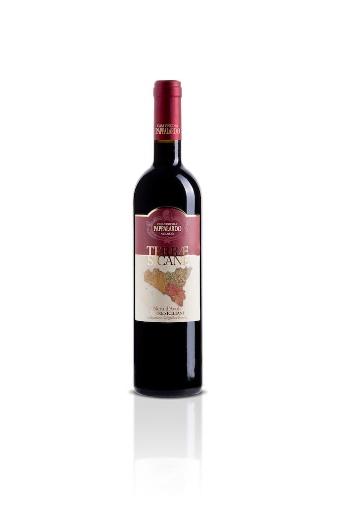 Vino Siciliano Nerod'avola