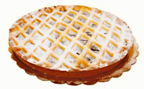 Chocolate tart (1Kg.)