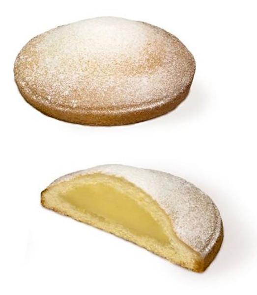 Genovesi mignon lemon cream