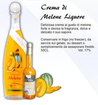 Crema di Melone 50cl