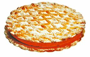 Ricotta cream tart (1Kg.)