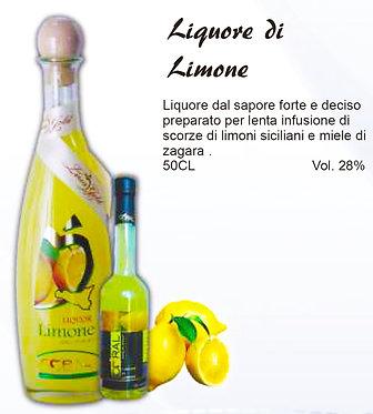 ликёр с лимоном (упаковка 6 шт)