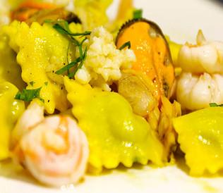 Ravioli ai frutti di mare (teglia 2,5kg)