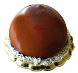 Semifreddo caramel