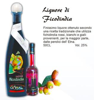 Liquore di Ficodindia 50cl