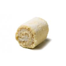 Rollò mignon with lemon cream