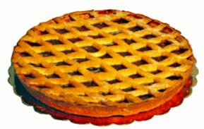 Apricot tart (1Kg.)