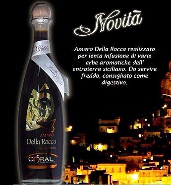 Амаро делла Рокка (ящик 6 бутылок)