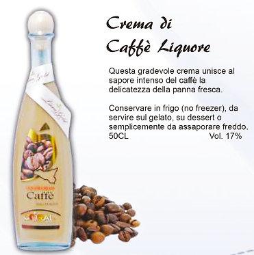 Кремовый кофейный ликер (упаковка 6 шт)