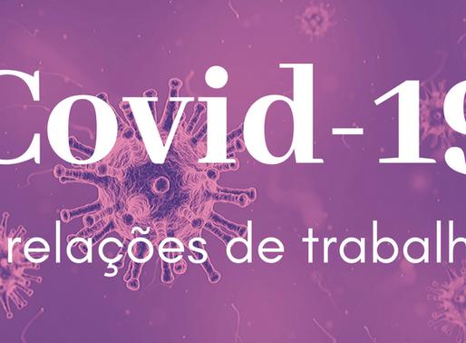 Covid-19 e relações de trabalho no Brasil